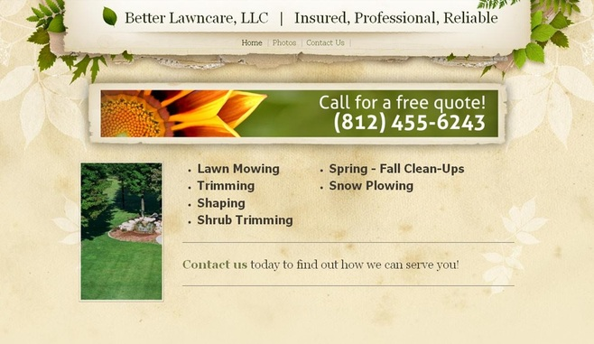Better Lawncare